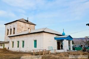 Свято-Троицкий храм Селенгинского монастыря