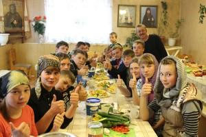 Кулинарный мастер-класс в Троицком монастыре