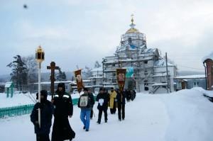 Никола зимний. 2014