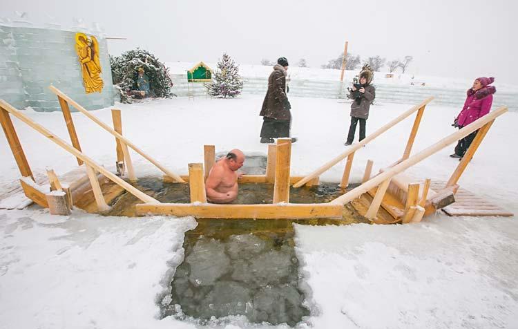 Купель для крещения своими руками 105