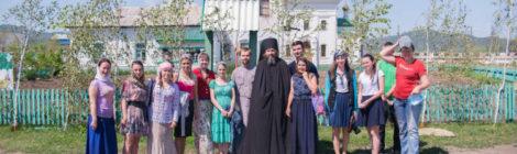 """""""Одигитрия"""" в монастыре"""